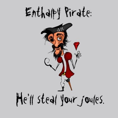 This has absolutely nothing to do with microcannons, but it's a science pirate joke, and I will not promise that you'll never see it again in future posts. Yup.